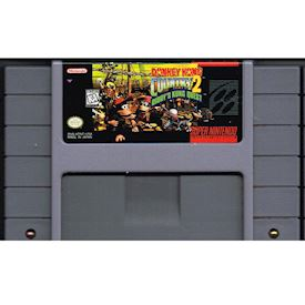 DONKEY KONG COUNTRY 2 SNES USA