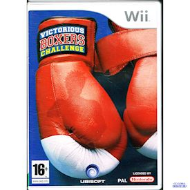 VICTORIOUS BOXERS CHALLENGE WII