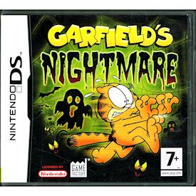 GARFIELDS NIGHTMARE DS