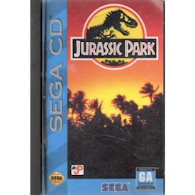 JURASSIC PARK MEGA-CD USA
