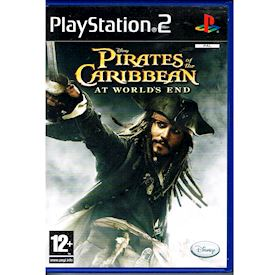 PIRATES OF THE CARIBBEAN AT THE WORLDS END PS2