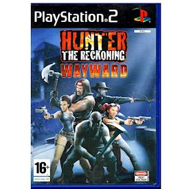 HUNTER THE RECKONING WAYWARD PS2