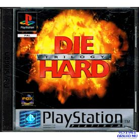 DIE HARD TRILOGY PS1