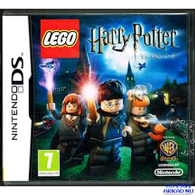 LEGO HARRY POTTER YEAR 1-4 DS