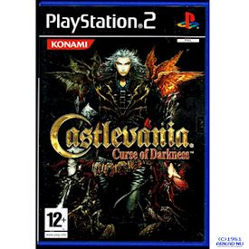 CASTLEVANIA CURSE OF DARKNESS PS2