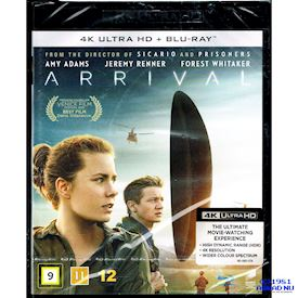 ARRIVAL 4K ULTRA HD + BLU-RAY