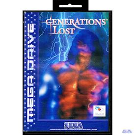 GENERATIONS LOST MEGADRIVE