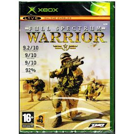 FULL SPECTRUM WARRIOR XBOX