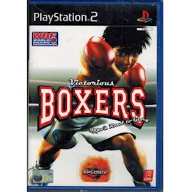 VICTORIOUS BOXING PS2