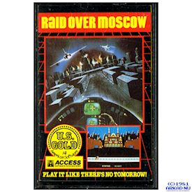 RAID OVER MOSCOW C64