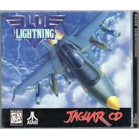 BLUE LIGHTNING JAGUAR