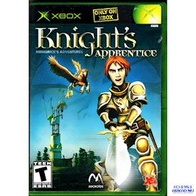 KNIGHTS APPRENTICE MOMORICKS ADVENTURES XBOX NTSC