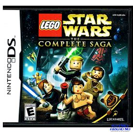 LEGO STAR WARS THE COMPLETE SAGA DS