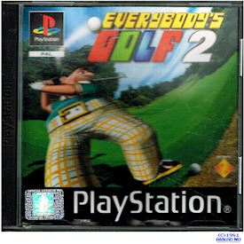 EVERYBODYS GOLF 2 PS1
