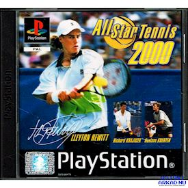 ALL STAR TENNIS 2000 PS1