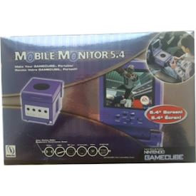 INTERACT GAMECUBE MOBILE MONITOR 5:4