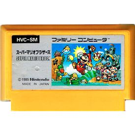 SUPER MARIO BROS FAMICOM