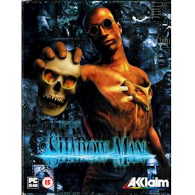 SHADOW MAN PC BIGBOX