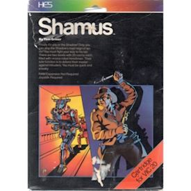 SHAMUS VIC-20 Cartridge