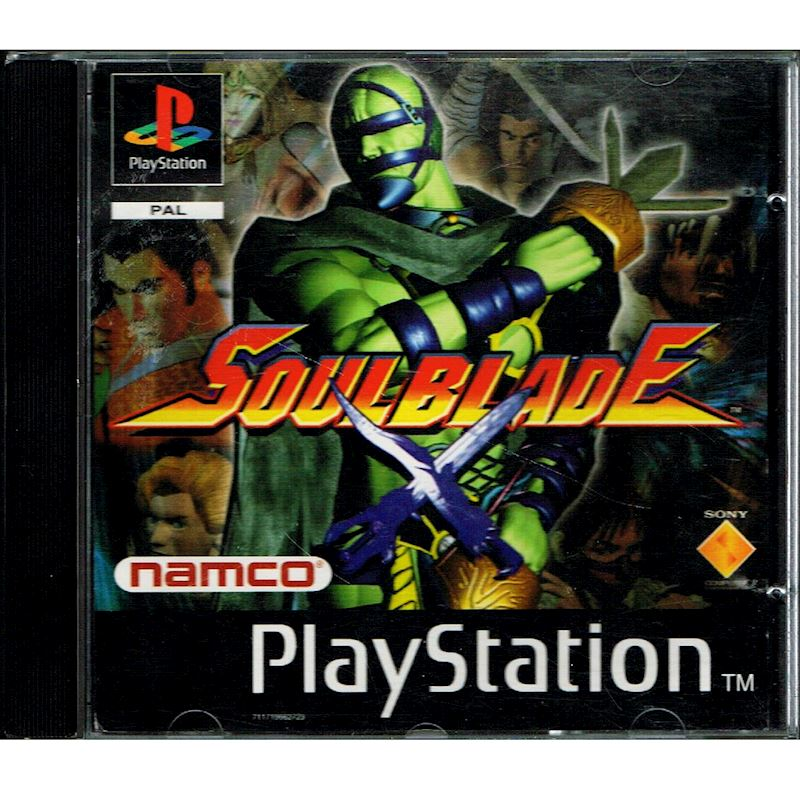 ps1 soul blade
