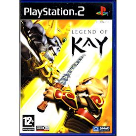 LEGEND OF KAY PS2