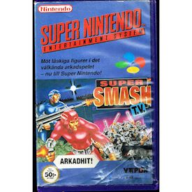 SUPER SMASH TV SNES SCN YAPON