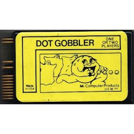 DOT GOBBLER C64 CARTRIDGE