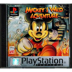 MICKEYS WILD ADVENTURE PS1