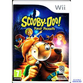 SCOOBY-DOO FIRST FRIGHTS WII