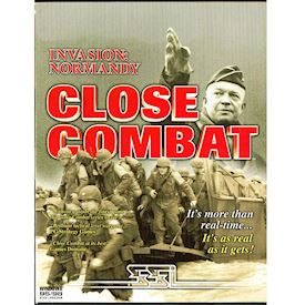 CLOSE COMBAT INVASION NORMANDY PC BIGBOX