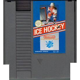 ICE HOCKEY NES YAPON