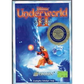 ULTIMA UNDERWORLD II PC