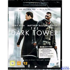 THE DARK TOWER 4K ULTRA HD + BLU-RAY