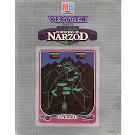 FORTRESS OF NARZOD VECTREX