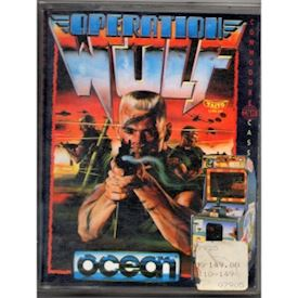 OPERATION WOLF C64 TAPE
