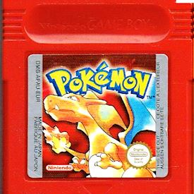 POKEMON RED GAMEBOY