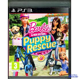 BARBIE & HER SISTERS PUPPY RESCUE PS3
