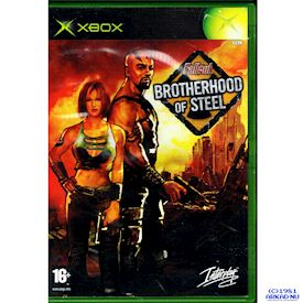FALLOUT BROTHERHOOD OF STEEL XBOX