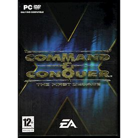 COMMAND AND CONQUER THE FIRST DECADE PC