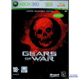 GEARS OF WAR LIMITED COLLECTORS EDITION XBOX 360
