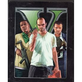 GRAND THEFT AUTO V SPECIAL EDITION PS3