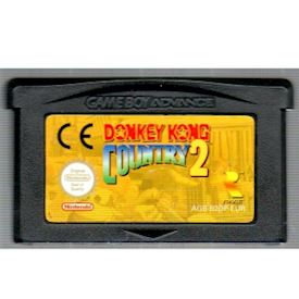DONKEY KONG COUNTRY 2 GBA