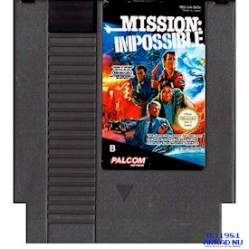 MISSION IMPOSSIBLE NES SCN