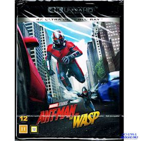 ANT-MAN AND THE WASP 4K ULTRA HD + BLU-RAY