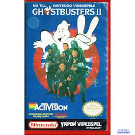 GHOSTBUSTERS II YAPON HYRBOX