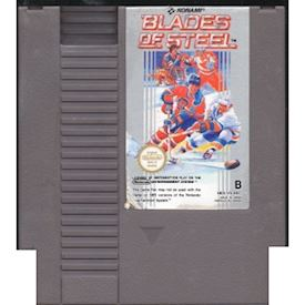 BLADES OF STEEL NES SCN