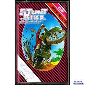 STUNT BIKE SIMULATOR C64