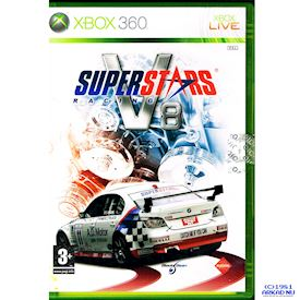 SUPERSTARS V8 RACING XBOX 360