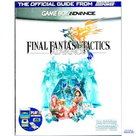 FINAL FANTASY TACTICS ADVANCE THE OFFICIAL NINTENDO PLAYERS GUIDE