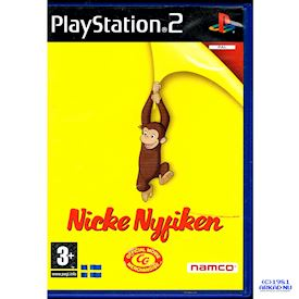 NICKE NYFIKEN PS2